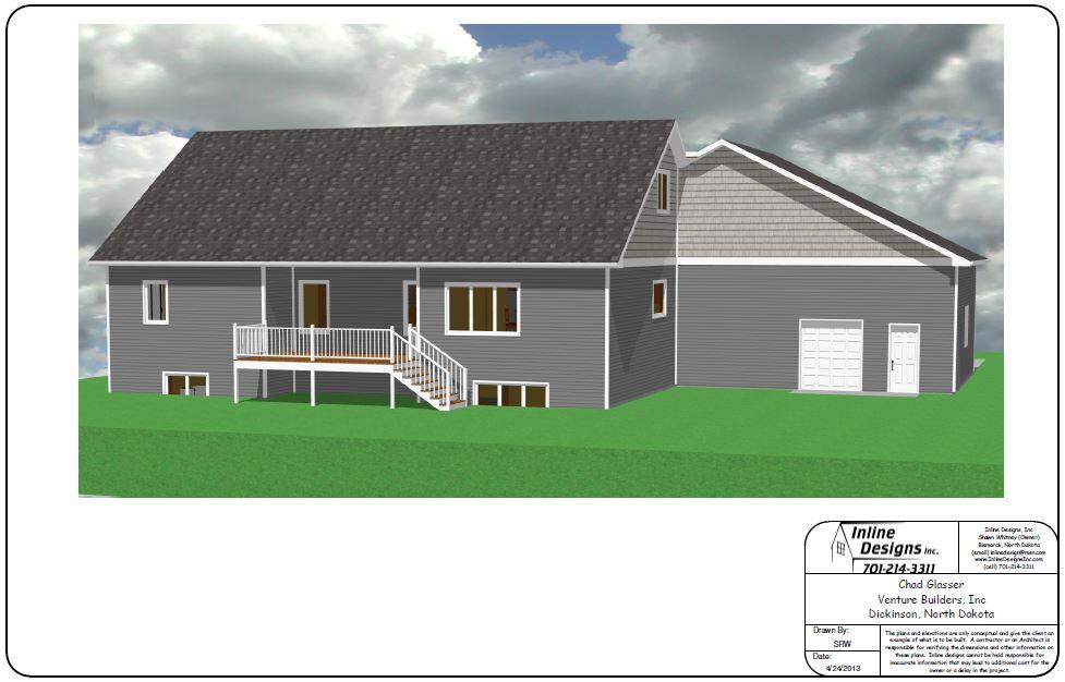Bronco 4450 Total SF Venture Homes – Venture Homes Floor Plans