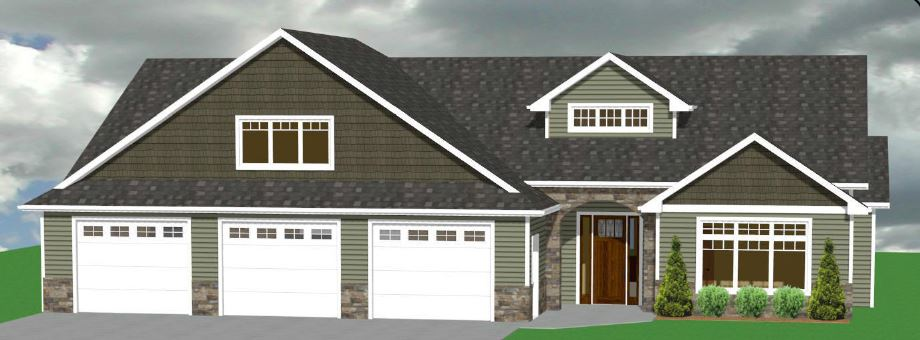 Ranch Style House Plans On A Slab